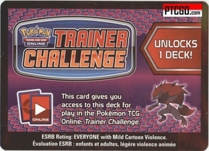BW5 SHADOWS POKEMON THEME DECK CODE - Dark Explorer Shadows Theme Deck Code for your Pokemon Online Account - Delivered by Email - IN STOCK NOW