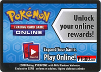 OUTSTANDING OSHAWOTT POKEMON ONLINE PROMO CARD CODE - Delivered by Email - Unlock Your Pokemon Online Rewards