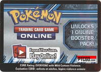 POKEMON BW8 PLASMA STORM ONLINE BOOSTER PACK CODE - Delivered Super Fast By Email - Redeem this code for ONE POKEMON PLASMA STORM ONLINE POKEMON VIRTUAL PACK OF 10 POKEMON CARDS