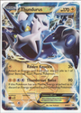 BW81 THUNDURUS EX POKEMON ONLINE PROMO CARD CODE - Thundurus EX Promo Card BW81 for your Pokemon Online Account - Delivered by Email - IN STOCK NOW