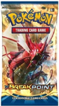 POKEMON XY09 X&Y BreakPOINT SET ONLINE BOOSTER PACK CODE - Delivered Super Fast By Email - Redeem this code for ONE POKEMON X & Y BREAK THROUGH EXPANSION SET ONLINE POKEMON VIRTUAL PACK OF 10 POKEMON CARDS