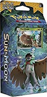 SM01 FOREST SHADOW (Decidueye)  POKEMON Sun & Moon Starter Theme Deck Code - S&M Starter Theme Deck Code for your Pokemon Online Account - Delivered by Email