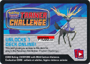XY01 RESILIENT LIFE POKEMON X & Y BASE SET STARTER THEME DECK CODE - X&Y XERNEAS Starter Theme Deck Code for your Pokemon Online Account - Delivered by Email - IN STOCK NOW