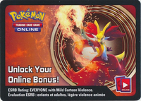 XY19 DELPHOX EX POKEMON ONLINE PROMO CARD CODE - DELPHOX EX Promo Card XY19 for your Pokemon Online Account - Delivered by Email - IN STOCK NOW
