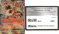 XY29 CHARIZARD EX POKEMON ONLINE PROMO CARD CODE - Charizard EX Promo Card XY29 for your Pokemon Online Account - Delivered by Email - IN STOCK NOW
