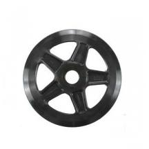 "9"" Composite Rear Idler Wheel with 25mm Bearing"