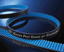 Gates Carbon Polychain Belts for TKI Belt Drive