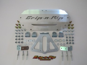 GRIP N RIP RACING Ski-doo GEN4 Brace Kit Bundle