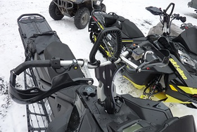 Hot Rod Sled Shop Inc - PROGRIP Handguards