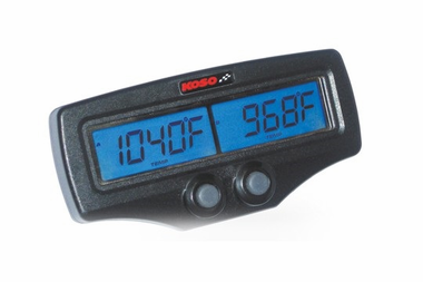 Koso Dual Display EGT Gauge