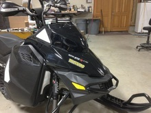 MOUNTAINFIT Hood Kits For Ski-doo XM Summit 20013-16