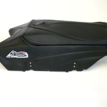 "Powderkeg LLC SD-700-B Low Profile  Dry Storage Box For Ski-doo XP, XS, XM, & REV GEN 4  137""+"