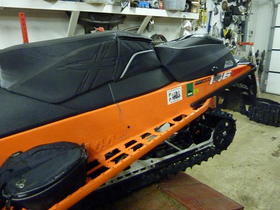 Powderkeg LLC Ski-doo Dry Storage Box for XP, XS,  & XM Chassis 137+