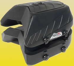 "Powderkeg LLC 124CM Combo Dry Storage Box & Fuel Caddy Combo for Skid-oo XP, & XS 120"" +, & REV GEN4 129-137"""