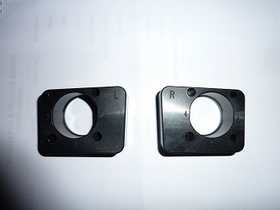 Ski-doo Rev/ Rev XP Coupler Blocks