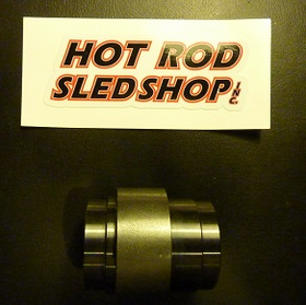 Ski-doo TRA Primary Clutch Moveable Sheave Bushing install Tool