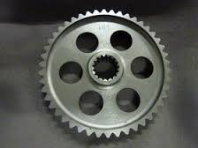 Ski-Doo ZX & REV 13W -Lightweight Aluminum Bottom Gears