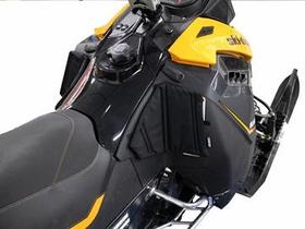 SKINZ Console Knee Pad Kit for Ski-doo XS & XM Chassis