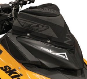 SKINZ - FLY RACING- NXT LEVEL WINDSHIELD BAG FOR REV GEN 4 SUMMIT