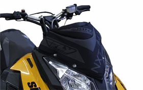 SKINZ- FLY RACING - NXT LVL -  SKI-DOO XS/XM Windshield Bag- Black