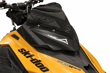 SKINZ Ski-doo XS, XM Headlight Delete Kit