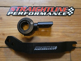 STRAIGHTLINE PERFORMANCE REV GEN4 850 ETEC  CHASSIS/CLUTCH BRACE