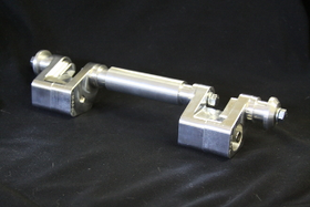 "TKI CNC - TOM KOBZA INC - Billet Offset 4 Wheel Billet  Axle Kit for 7"" to 8"" or 8"" to 9"""