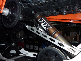 TOM'S E-MOTION SUSPENSION KIT WITH FOX FLOAT EVOL R SHOCKS