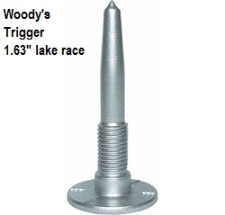 Woody's Trigger Lake Race Studs 1.63""