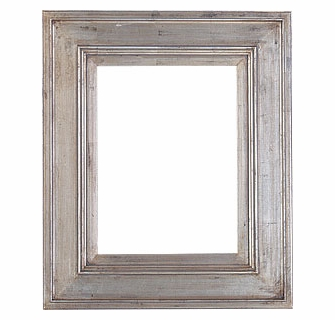 16 X 20 Picture Frames Silver Frame Frame Style 421 16x20
