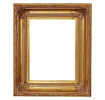 18 X 24 Picture Frames Gold Picture Frame Frame Style 341 18