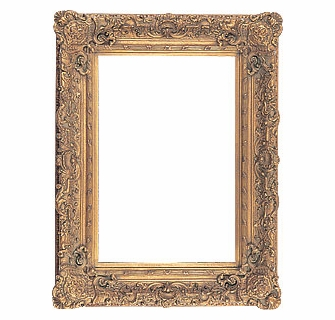 30 X 40 Picture Frames Ornate Gold Picture Frame Frame Style