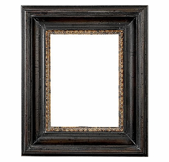 48 X 48 Picture Frames Black Gold Picture Frames Frame Style