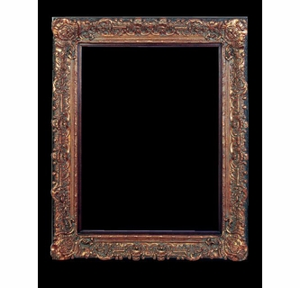 4f0ef592b6b Art - Picture Frames - Oil Paintings   Watercolors - Frame Style  635 -  48x72 - Dark Gold - Ornate Frames