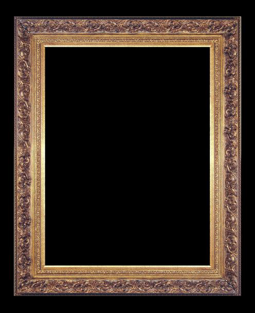 a7a05acc51f Ornate Gold Picture Frames for Oil Paintings and Watercolors