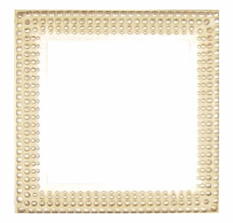 Picture Frames 16x20 Silver Picture Frame Frame Style 418 16x20
