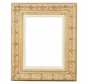 Picture Frames 36 X 48 Gold Picture Frame Frame Style 302
