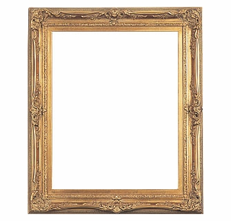 Picture Frames 36 X 48 Gold Picture Frame Frame Style 325 36x48
