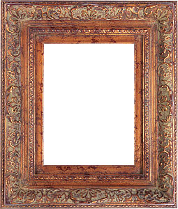 Picture Frames 36x48 Gold Picture Frame Frame Style 381 36x48