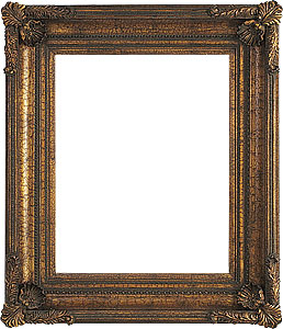 Picture Frames 36x48 Gold Picture Frame Frame Style 390 36x48