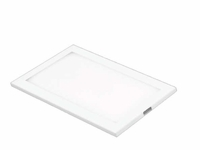 American Lighting 24V EdgeLink 3000K Flat Panel LED Under Cabinet Light - 8""