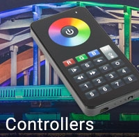 American Lighting Dimmers and RGB Controllers