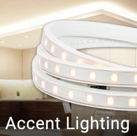 American Lighting Linear Accent Lights