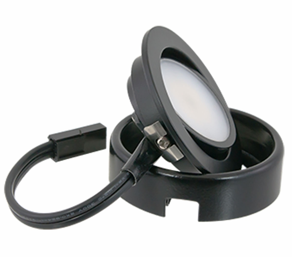 American lighting mvp led puck light 3 puck kit mozeypictures Image collections