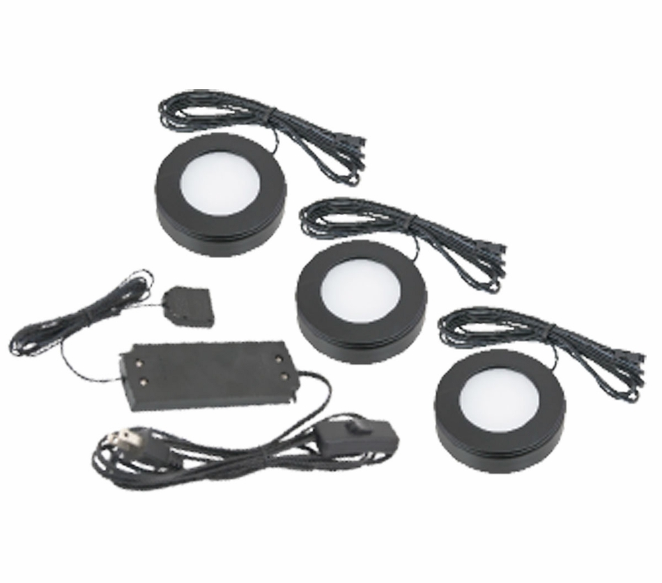 American lighting omni led puck light 3 puck kit mozeypictures Image collections