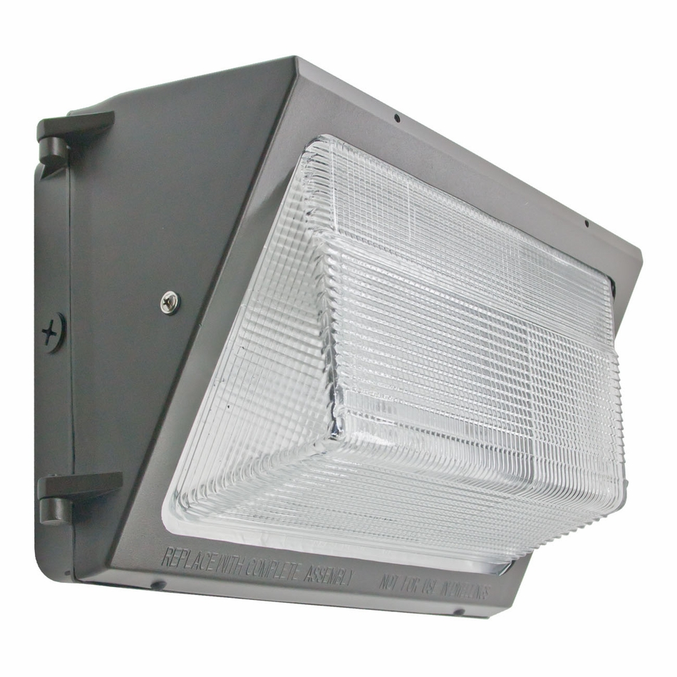 Led Lamps For Wall Packs : American Lighting Rectangular LED Wall Pack
