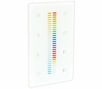 American Lighting Trulux DMX Tunable White/RGB Touch Wall Controller - Multi Zone