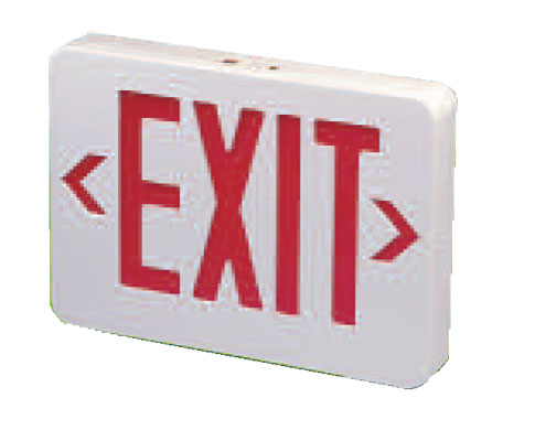 Emergi-Lite ELX Series LED Exit Sign