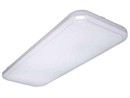 Eti 1 5x4 Reva Puff Cloud Led Linear Ceiling Flush Mount