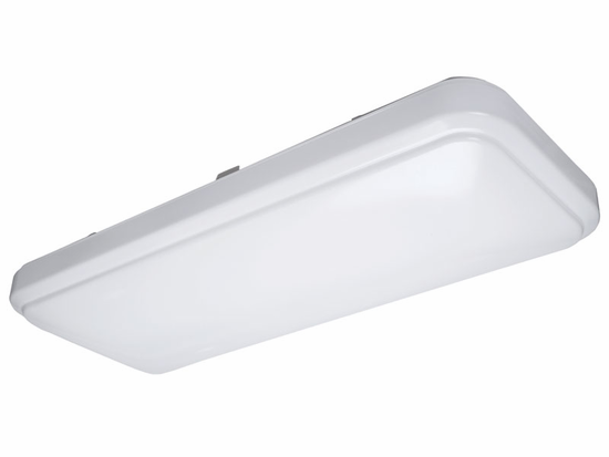 ETi 1x4 Reva Puff Cloud LED Linear Ceiling Flush Mount